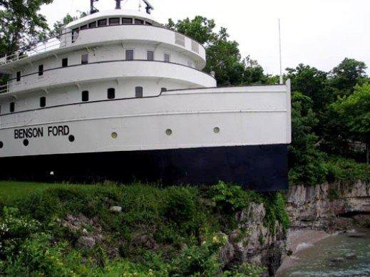 Benson Ford Vessel