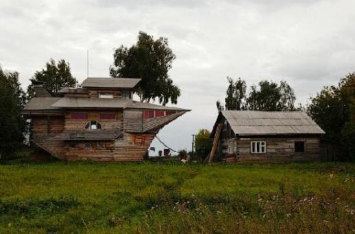 Borovoy Boat House