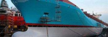 Dry-dock-of-ship