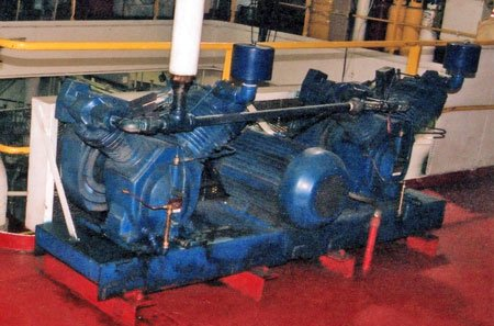 Efficiency Of Air Compressor And Uses Of Compressed Air On