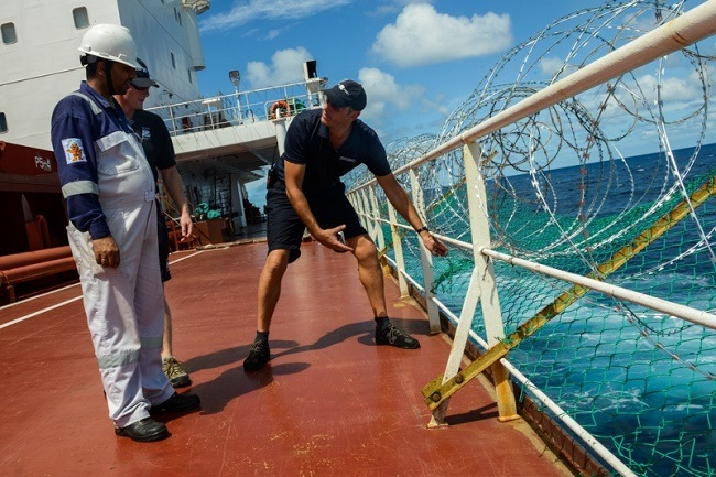 Ship Security Assessment