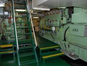 Accidents At Sea: Falling Off Engine Room Staircase