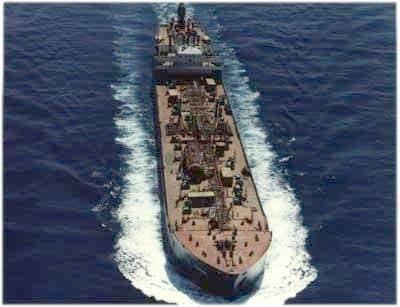 T-2 Tanker Ship
