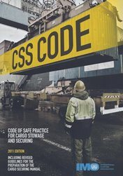 Cargo Storage and Securing (CSS) Code