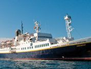 The National Geographic Endeavour Expedition Ship