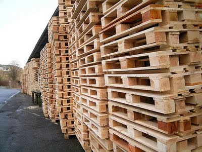 What Are Pallets And Palletizing In Shipping