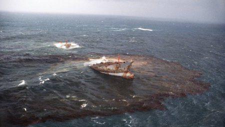 Amoco Cadiz Oil Spill Incident