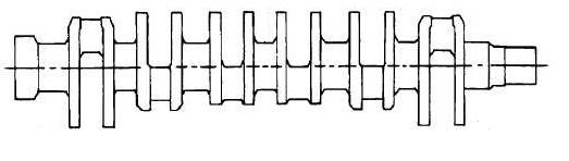 Reasons for Failure and Misalignment of Crankshaft in Marine Engines