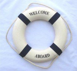 Decorative Nautical Life Buoy