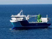 MS Høydal – World's First LNG Powered Ship