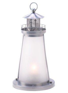 Nautical Lighthouse Candle Holder