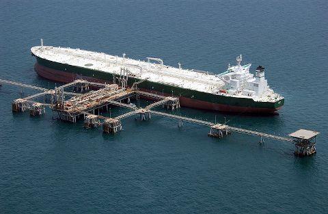 Oil tanker Abqaiq
