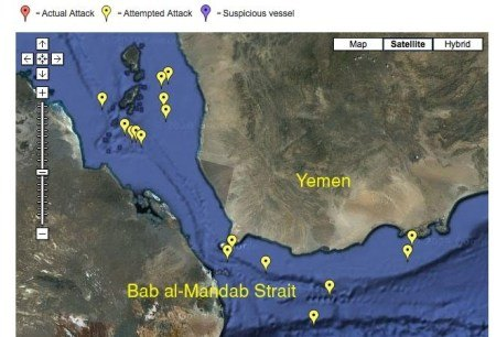 Bab el-Mandeb Strait
