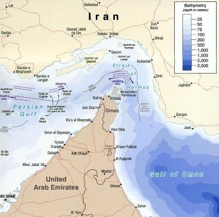 The Hormuz Strait