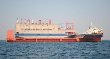 Karadeniz Powership Ali Can Bey
