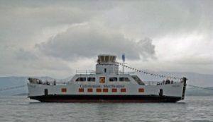 MV Hallaig Ferry