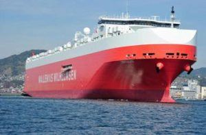 Auriga Leader – The World's First Partially Propelled Cargo Ship