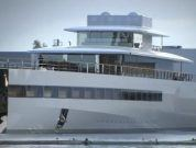 Late Steve Job's Super Yacht Venus