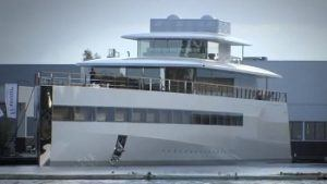 Super Yacht Venus