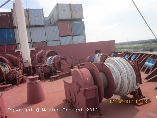Astounding Avoiding Death Traps On Ships Understanding Dangers Of Mooring Wiring 101 Breceaxxcnl
