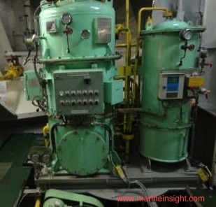 OWS - Oily Water Separator