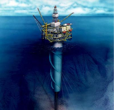 Different Types Of Offshore Oil and Gas Production Structures