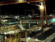 Video: Assembling of Maersk Mc-Kinney Moller