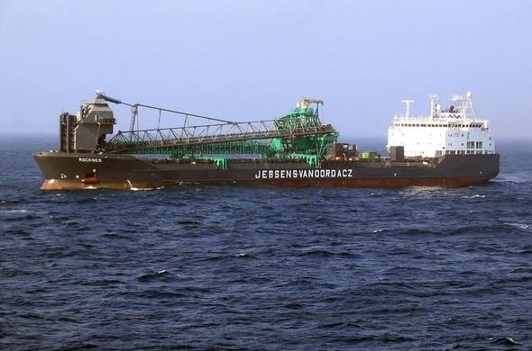 vessel positioning system