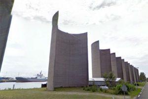 Rozenburg Wind Wall