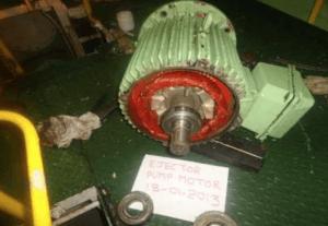 Overhauling a Motor