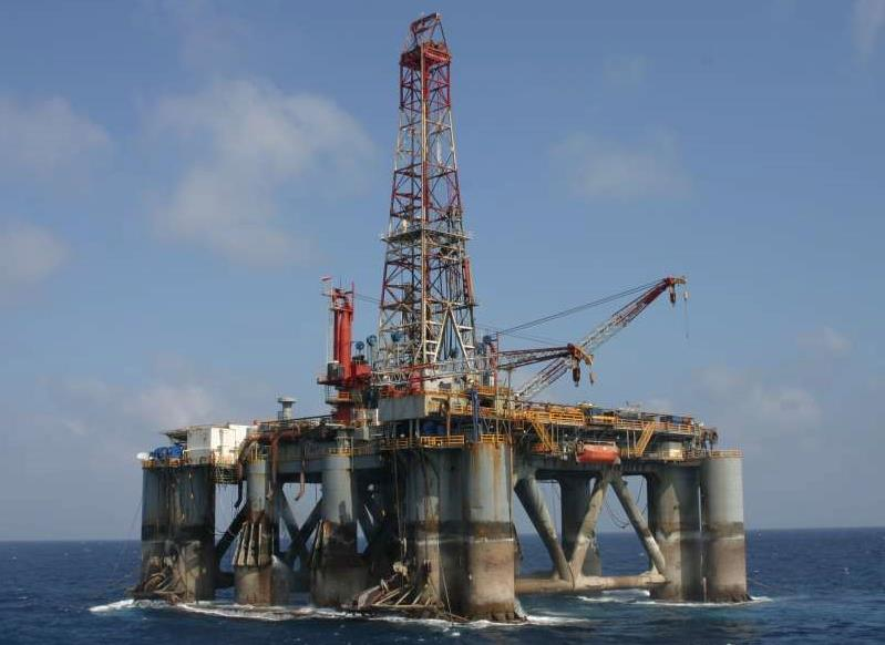 Offshore Oil Rig : Offshore well drilling a general overview