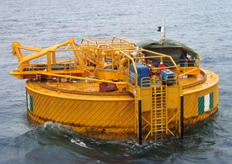 Buoy Body SPM system