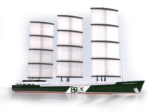 B9 Cargo Ships