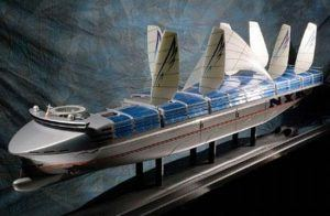 Super Eco Ship 2030