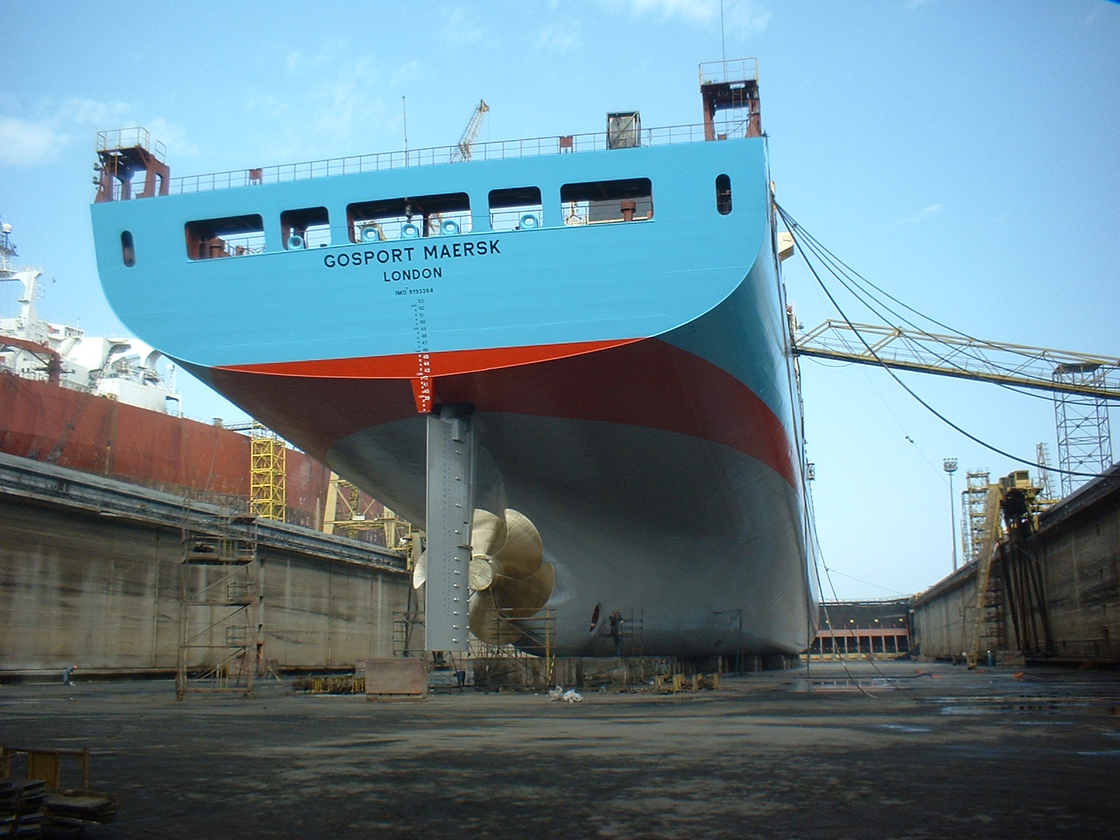What Is Extended Dry Docking Of Ships