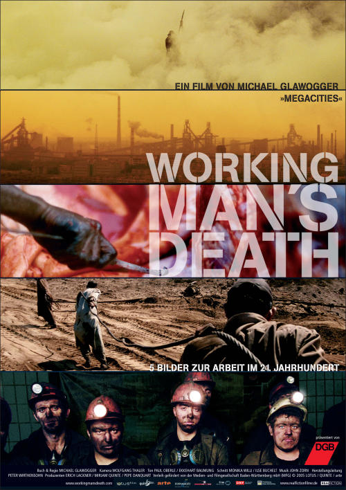 working man's death