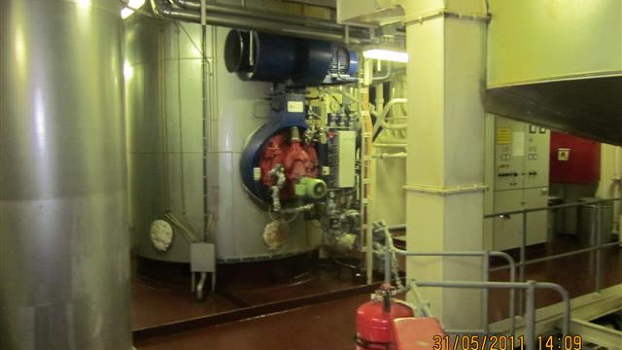 What To Do During Marine Auxiliary Boiler's Flame Failure or