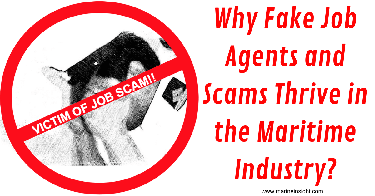 Why Fake Job Agents and Scams Thrive in the Maritime Industry?