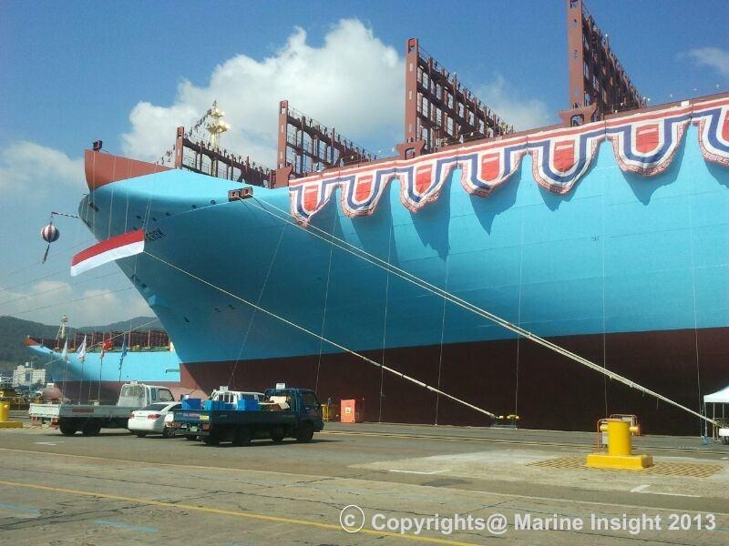 Marie Maersk Triple E