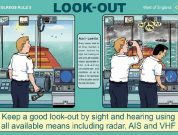 Download: Loss Prevention Placards – Collision Regulations