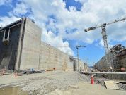 Panama Canal Expansion Update: 3 Million Cubic Meters Of Concrete Poured In New Locks