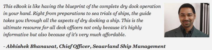 dry dock ship