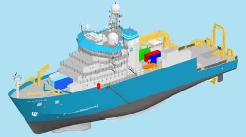 Future Research Vessel Project