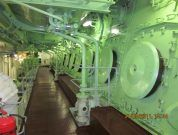 Important Points for Checking Ship's Main Engine Bearings
