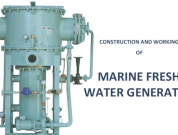 Video Tutorial: Construction and Working of Fresh Water Generator on Ships