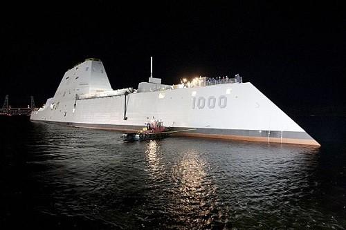 ship bows - axe bow