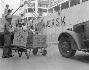 Grete Mærsk_Manila_1936