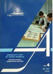 Admiralty List of Radio Signals,