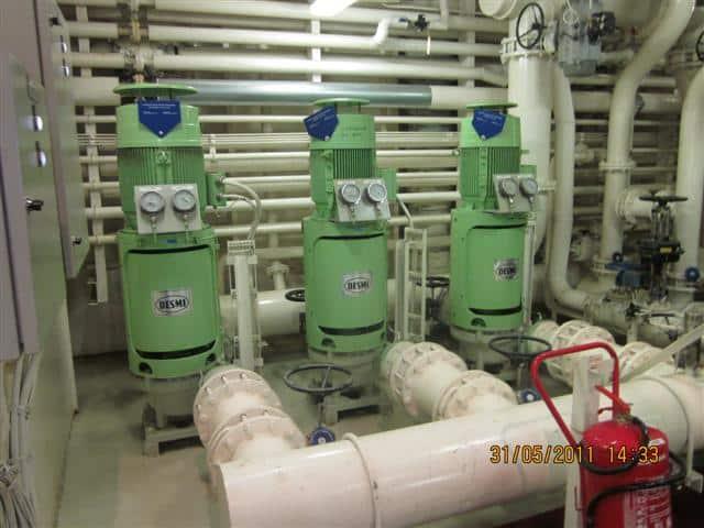 Engine Room Pump
