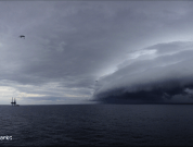Photo of the Day: Tropical Revolving Storm (TRS) Ahead
